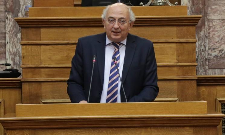 Τοποθέτηση Υφυπουργού Εξωτερικών, Γιάννη Αμανατίδη στη συνεδρίαση Κοινοβουλευτικών Επιτροπών για την Ιερά Θεολογική Σχολή της Χάλκης
