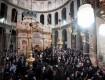 Στα Ιεροσόλυμα, στην τελετή αναστήλωσης του Παναγίου Τάφου. Μια ιστορική ημέρα για τη Χριστιανοσύνη και την ανθρωπότητα