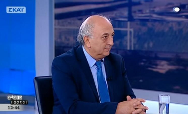 """Ο Υφυπουργός Εξωτερικών Γιάννης Αμανατίδης στην εκπομπή """"Αταίριαστοι"""" 20 Σεπτεμβρίου 2017"""