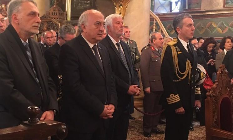 Εκπρόσωπος της Κυβέρνησης στις εορταστικές εκδηλώσεις του πολιούχου και Προστάτη της Βυτίνας Αγίου Τρύφωνα