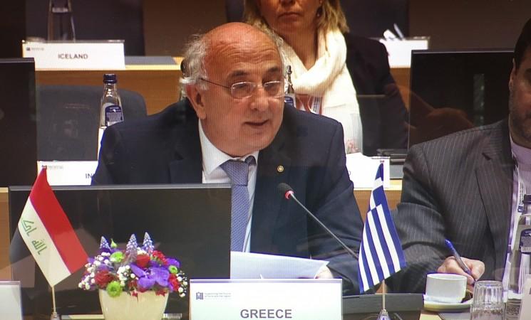 Γιάννης Αμανατίδης: Άμεση ανάγκη η κατάπαυση των εχθροπραξιών στη Συρία