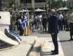 Κατάθεση στεφάνου ως εκπρόσωπος του πρωθυπουργού και της κυβέρνησης στο μνημείο Γενοκτονίας Ποντιακού Ελληνισμού
