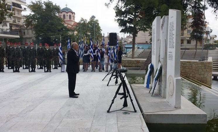 Μήνυμα Υφυπουργού Εξωτερικών, Γιάννη Αμανατίδη για τον εορτασμό της Εθνικής Επετείου της 28ης Οκτωβρίου