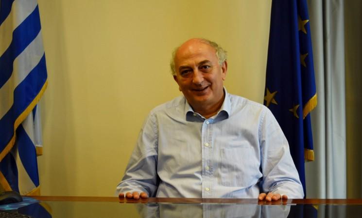 """Ο Υφυπουργός Εξωτερικών Γιάννης Αμανατίδης στο Ραδιοφωνικό σταθμό """"Στο Κόκκινο""""   - 14 Απριλίου 2016"""