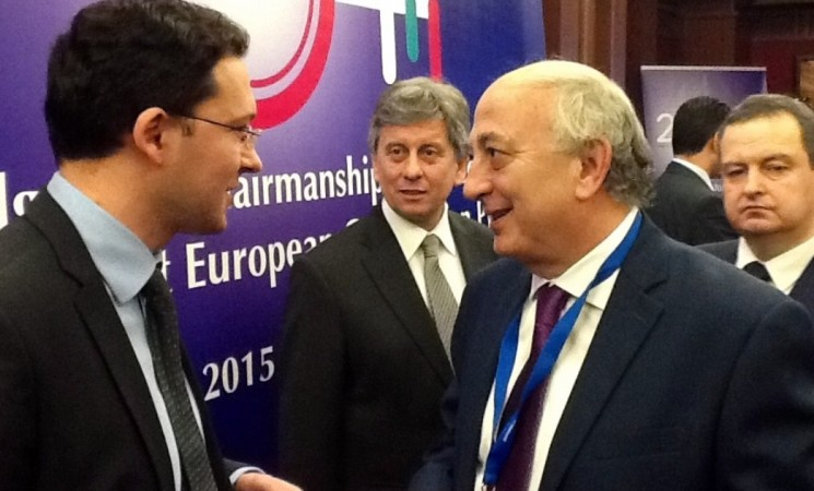 Ομιλία Υφυπουργού Εξωτερικών, Γιάννη Αμανατίδη στη Διαδικασία Συνεργασίας Νοτιοανατολικής Ευρώπης (SEECP), στη Σόφια.