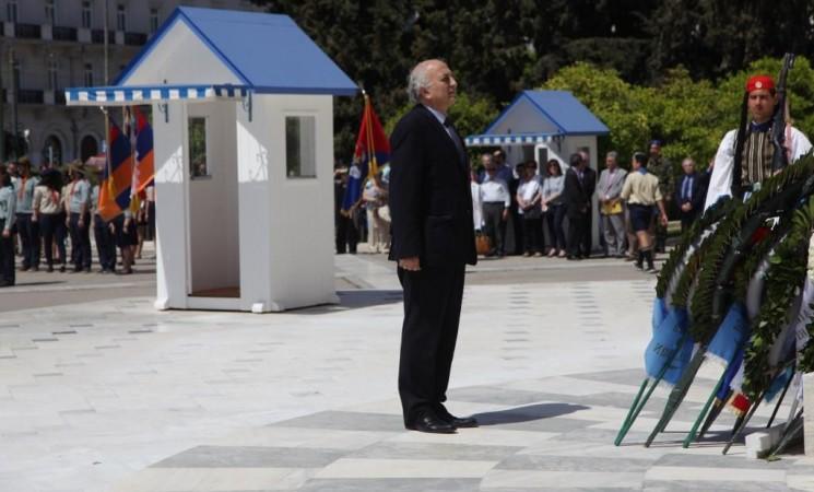 Χαιρετισμός Υφυπουργού Εξωτερικών, Γιάννη Αμανατίδη στην εκδήλωση: «20 χρόνια από την αναγνώριση της Γενοκτονίας των Αρμενίων από τη Βουλή των Ελλήνων»