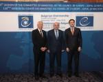 Αμανατίδης: Η Ελλάδα υποστηρίζει τις πρωτοβουλίες του Συμβουλίου της Ευρώπης. Τα ανθρώπινα δικαιώματα δεν είναι απλά προνόμια, μας επιτρέπουν να υπάρχουμε, να δημιουργούμε και να ευημερούμε.