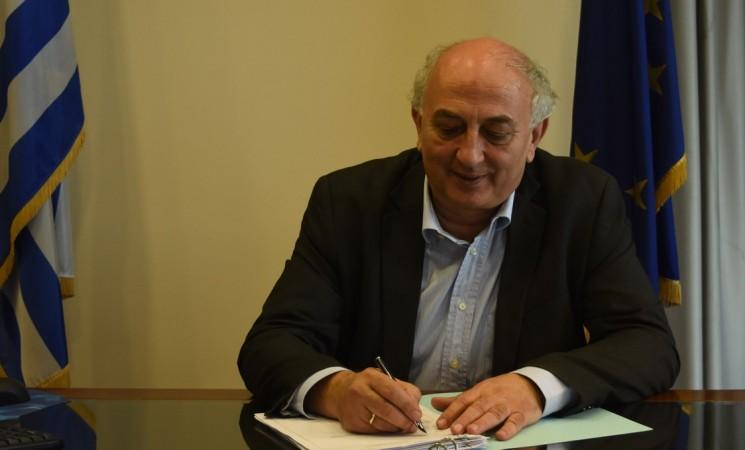 Ο Υφυπουργός Εξωτερικών Γιάννης Αμανατίδης στο Ραδιοφωνικό Σταθμό Alpha 30 Ιανουαρίου 2017