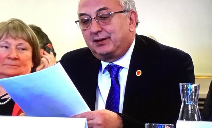 Τοποθέτηση Υφυπουργού Εξωτερικών, Γιάννη Αμανατίδη στο 2ο Περιφερειακό Forum της Ένωσης για τη Μεσόγειο (ΕγΜ) (Βαρκελώνη)