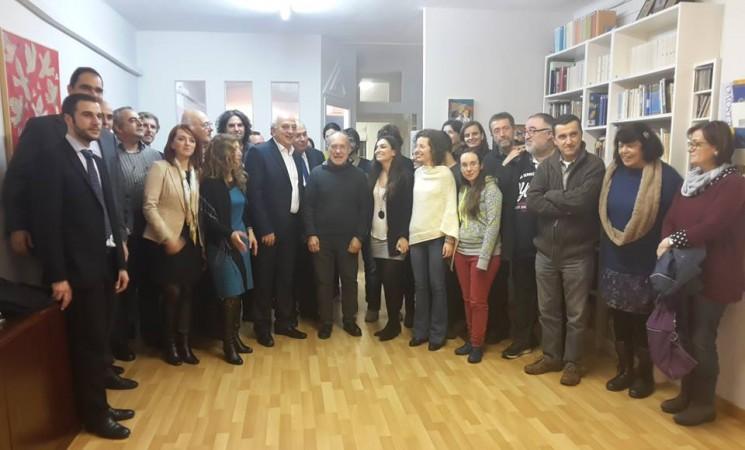 Στην Ελληνική Κοινότητα Καταλονίας, στη Βαρκελώνη