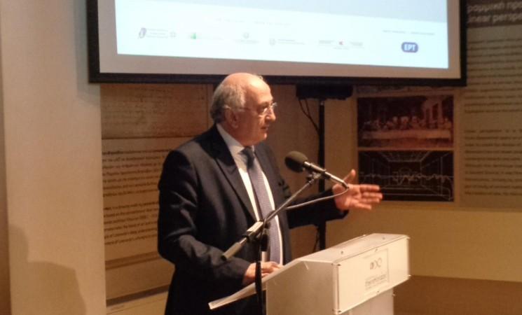 Αμανατίδης: «Ο σύγχρονος διάλογος των δύο πολιτισμών μας μπορεί να αποτελέσει την πυξίδα μας για το μέλλον»