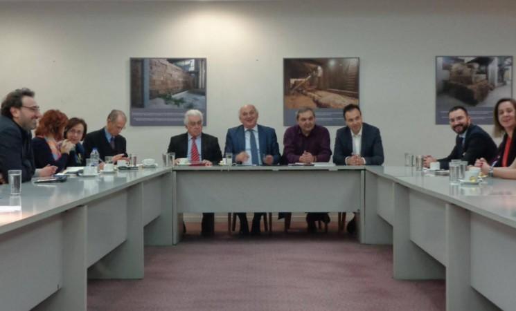 Χαιρετισμός Υφυπουργού Εξωτερικών, Γιάννη Αμανατίδη στην υπογραφή του ιδρυτικού κειμένου του «Διεθνούς Δικτύου Αρχαίων Ασκληπιείων»