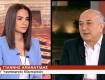 Ο Υφυπουργός Εξωτερικών Γιάννης Αμανατίδης στην εκπομπή Τώρα του τηλεοπτικού σταθμού ΣΚΑΙ με την δημοσιογράφο Άννα Μπουσδούκου - 25 Απριλίου 2017