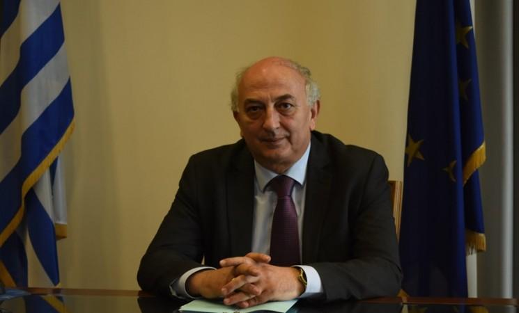 Ο Υφυπουργός Εξωτερικών Γιάννης Αμανατίδης Στο Πρώτο Πρόγραμμα - 19 Απριλίου 2017