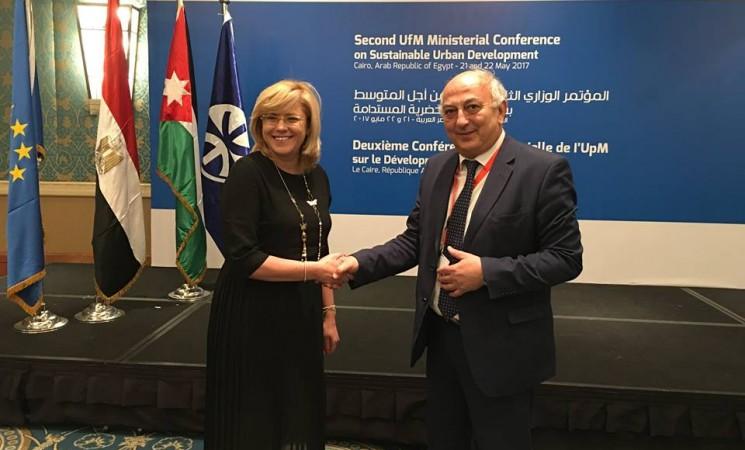 Ευχαριστίες προς την Ελλάδα από την Επίτροπο της ΕΕ για την Περιφερειακή Πολιτική, Corina Cretu για την Προσφυγική κρίση