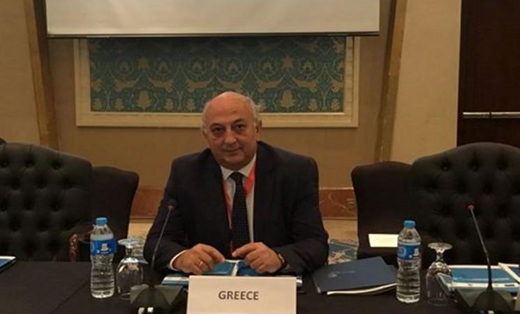 Συμμετοχή Υφυπουργού Εξωτερικών, Γιάννη Αμανατίδη στη 2η Υπουργική Διάσκεψη της Ενωσης για τη Μεσόγειο για την Αειφόρο Αστική Ανάπτυξη (UfM) (Αίγυπτος)