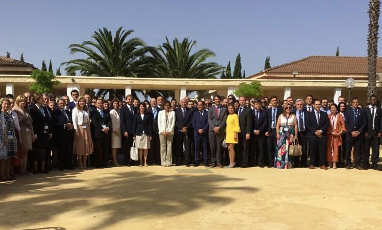 Στη Διάσκεψη Νέων του Οργανισμού για την Ασφάλεια και Συνεργασία στην Ευρώπη (ΟΑΣΕ), στη Μάλαγα,