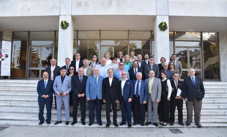 Παρουσία του Υφυπουργού Εξωτερικών, Γιάννη Αμανατίδη πραγματοποιήθηκαν οι εργασίες της Διεθνούς Γραμματείας της Διακοινοβουλευτικής Συνέλευσης της Ορθοδοξίας, στη Χίο #mfa