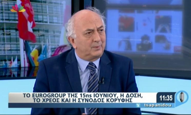 Αμανατίδης: «Δικαιούμαστε ένα καθαρό δρόμο για την ανάπτυξη και την έξοδο στις αγορές»