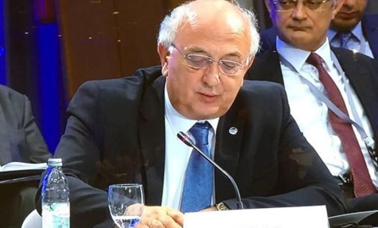 Αμανατίδης: «Η Ελλάδα παραμένει σταθερός υποστηρικτής της Πολιτικής Διεύρυνσης των Δυτικών Βαλκανίων στη βάση της αιρεσιμότητας και των σχέσεων καλής γειτονίας».
