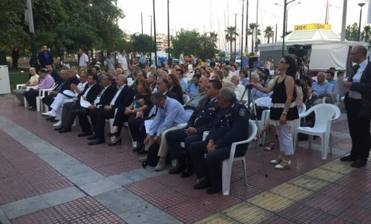 """Αμανατίδης: """"Διαρκής αφύπνιση της διεθνούς κοινότητας για την Κύπρο"""""""