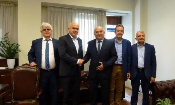 Γ. Αμανατίδης: Στη Θράκη το πιο επιτυχημένο παράδειγμα συμβίωσης μουσουλμάνων και χριστιανών