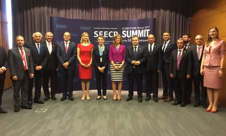 Συμμετοχή Υφυπουργού Εξωτερικών, Γιάννη Αμανατίδη στη Σύνοδο Κορυφής της Διαδικασίας Συνεργασίας Νοτιοανατολικής Ευρώπης (SEECP) (Ντουμπρόβνικ)