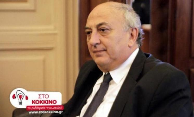 """Ο Υφυπουργός Εξωτερικών Γιάννης Αμανατίδης στο Ραδιοφωνικό Σταθμό """"Στο Κόκκινο"""" - 7 Ιουλίου 2017"""