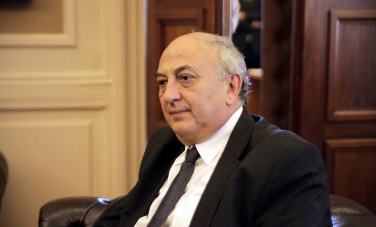 Ο Υφυπουργός Εξωτερικών Γιάννης Αμανατίδης στο Κόκκινο - 21 Μαΐου 2018