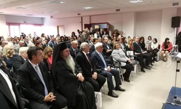 Συμμετοχή του Υφυπουργού Εξωτερικών Γιάννη Αμανατίδη στις εκδηλώσεις για την απελευθέρωση της Θεσσαλονίκης και της παρουσίας του Προέδρου της Δημοκρατίας στην Πόλη