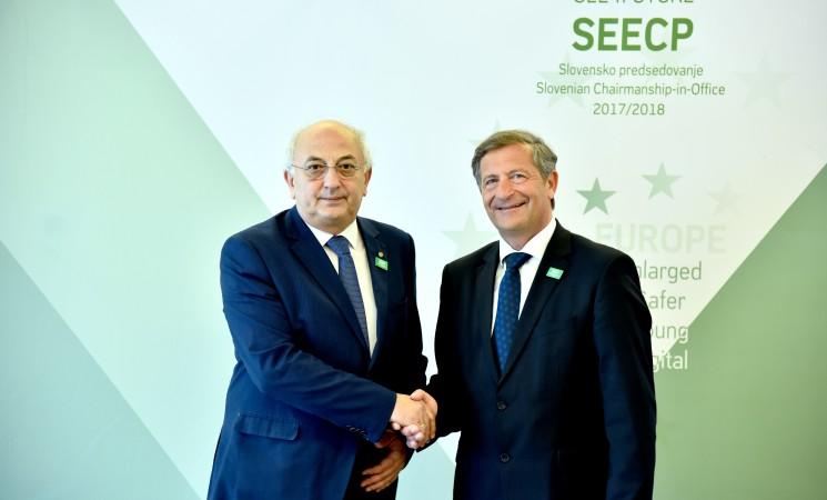 Γ. Αμανατίδης: Στρατηγικός στόχος της Ελλάδας η σταθερότητα, η συνεργασία και η πρόοδος των χωρών της Ν. Α. Ευρώπης.