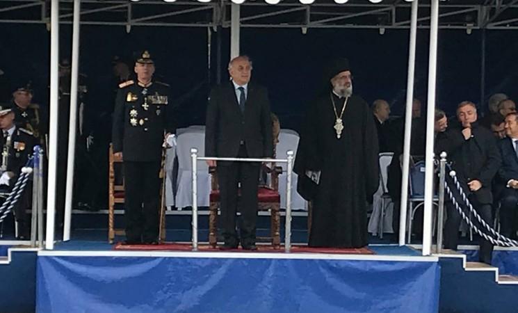 Εκπρόσωπος του πρωθυπουργού και της κυβέρνησης στη Θεσσαλονίκη για την παρέλαση της επετείου της 25ης Μαρτίου 1821