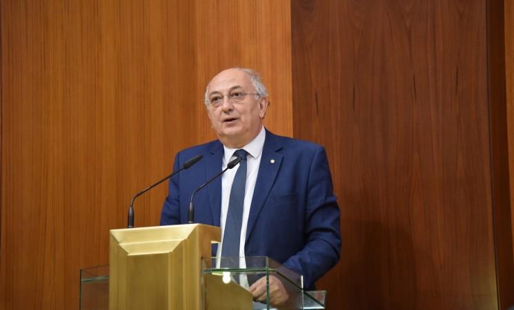 Χαιρετισμός στο Διεθνές Συνέδριο στη Βηρυτό, με θέμα «την ενότητα στην πολυμορφία και τις βασικές αρχές ελευθερίας για Χριστιανούς και Μουσουλμάνους στην Μέση Ανατολή»