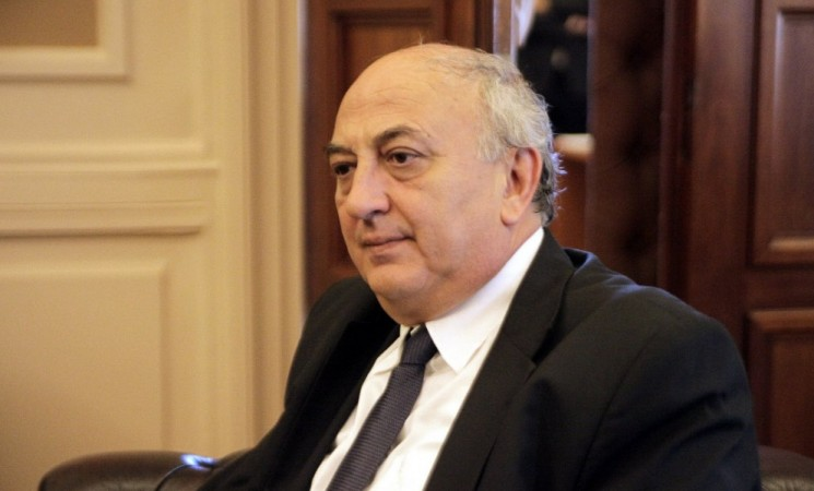 Ο Υφυπουργός Eξωτερικών Γιάννης Αμανατίδης στον τηλεοπτικό σταθμό Antenna - 16 Αυγούστου 2018