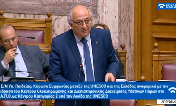 Αμανατίδης: Ευκαιρία διεθνών συνεργασιών και διεθνούς προβολής της Θεσσαλονίκης