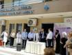Στα εγκαίνια  της 6ης Τ.ΟΜ.Υ της 3ης Υγειονομικής Περιφέρειας στην περιοχή της Πολίχνης.