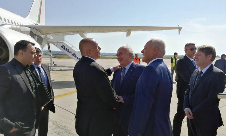 Στην υποδοχή του Πρωθυπουργού της Βουλγαρίας