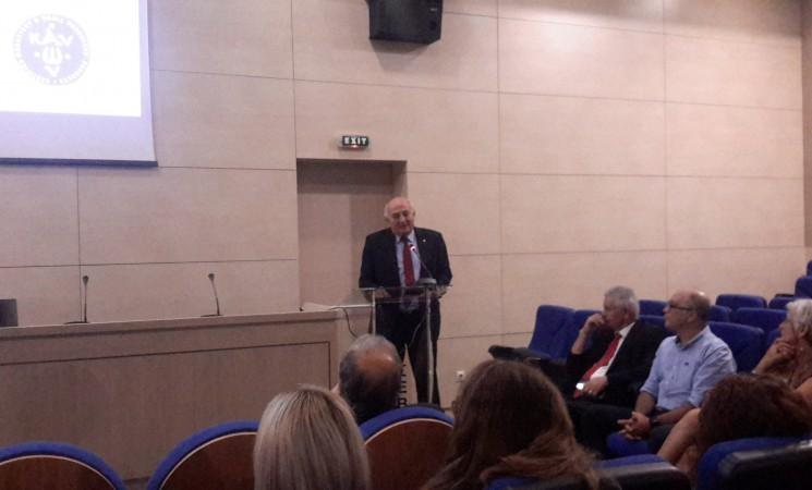 Γιάννης Αμανατίδης: Η συνέργεια προωθητική δύναμη για την ανάπτυξη