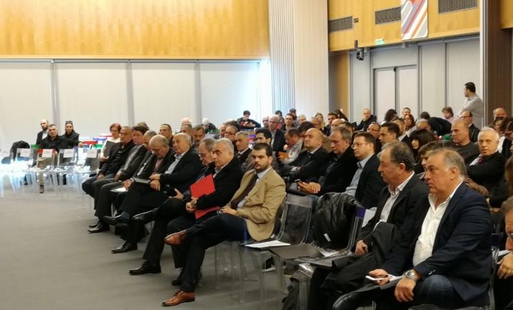 Στην ημερίδα της Voria: «Κυκλοφοριακό Θεσσαλονίκης και αστικές συγκοινωνίες» που πραγματοποιείται σήμερα στη Θεσσαλονίκη στην αίθουσα Μωρίς Σαλτιέλ του Μεγάρου Μουσικής