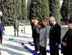 Στις εκδηλώσεις της επετείου υπογραφής ανακωχής και λήξης του Α' Παγκοσμίου πολέμου ως εκπρόσωπος του προέδρου της Βουλής των Ελλήνων