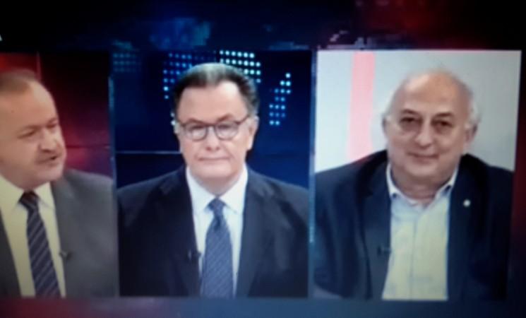 Γ.Αμανατίδης - Δ.Σταμάτης στον τηλεοπτικό σταθμό «Κόντρα» (video)
