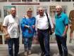 Επίσκεψη του Γιάννη Αμανατίδη σε δημόσιες δομές