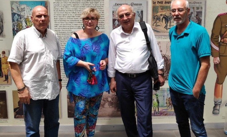 «Καμπανάκι» Αμανατίδη για τα έργα της Θεσσαλονίκης (video)