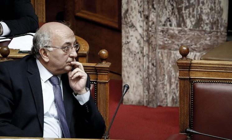 Αμανατίδης: «Η κυβέρνηση να αφήσει τη δικαιοσύνη να κάνει τη δουλειά της» (video)