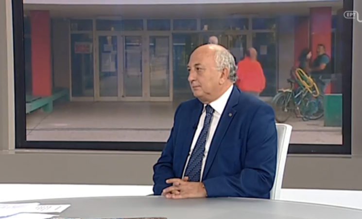 Συνέντευξη στον Status FM για την πανδημία και τις ελληνοτουρκικές σχέσεις (ηχητικό)