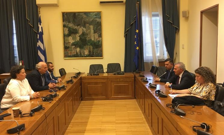 «Αναγκαιότητα η ενίσχυση του συντονισμού των Διασπορών Ελλάδας-Κύπρου» (video)