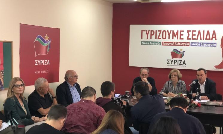 ΣΥΡΙΖΑ: Πολιτική και δικαστική μάχη για Μετρό και Αρχαία στη Θεσσαλονίκη