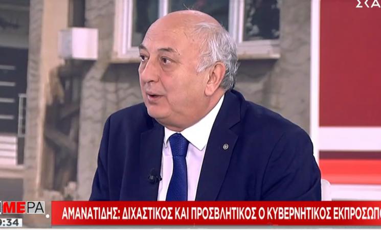 «Προσβλητική και διχαστική η δήλωση του κυβερνητικού εκπροσώπου για τον ΣΥΡΙΖΑ» (video)