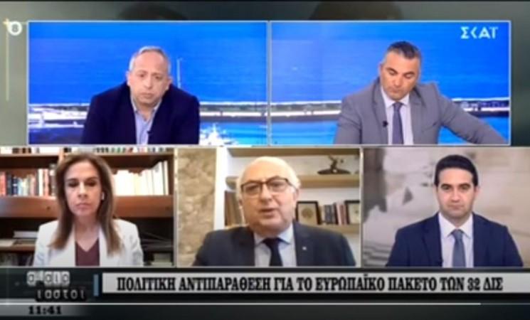 «Η κυβέρνηση υποβαθμίζει την τουρκική προκλητικότητα» (video)