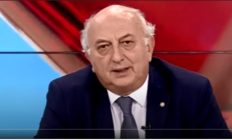 Ο Γιάννης Αμανατίδης στο «Thema radio 104,6» (ηχητικό)